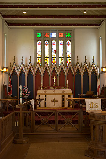 St. James Chancel