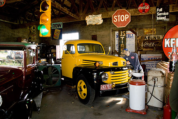 Gary Turner's Garage, Route 66
