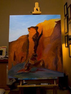 Red Rock Canyon - Work in Progress