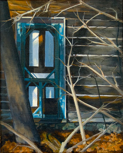 abandoned house, door, michelle hendry
