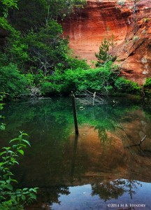 red rock canyon oklahoma