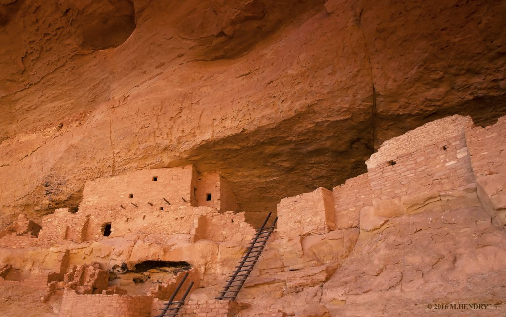 Long House CLiff Dwelling, Mesa Verde National Park, Colorado